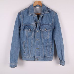 JOHN GALT Light Wash Denim Jacket